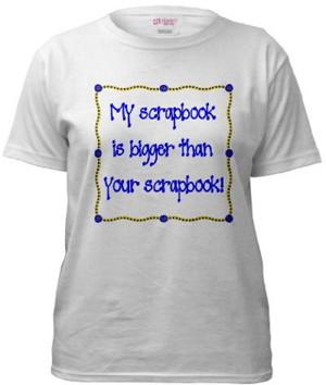 Bigger Scrapbook