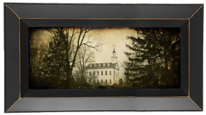 Kirtland Ohio Temple Framed