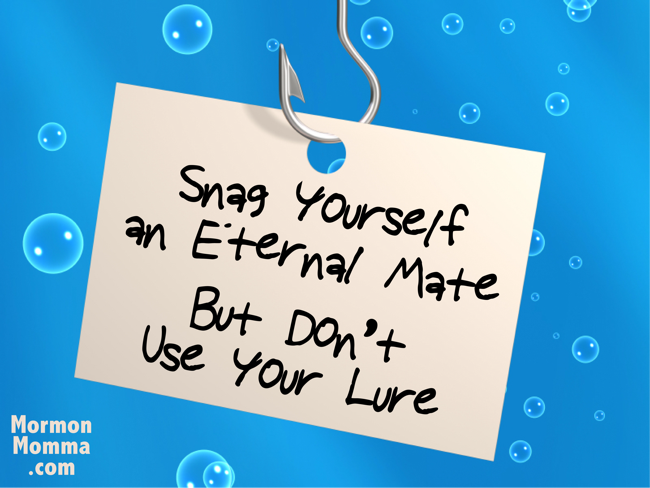 Snag Yourself an Eternal Mate - But Don't Use Your Lure