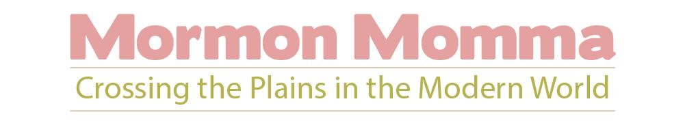 Mormon Momma header image