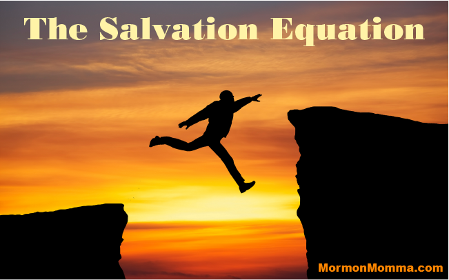 The Salvation Equation