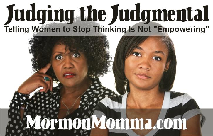 Judging the Judgmental