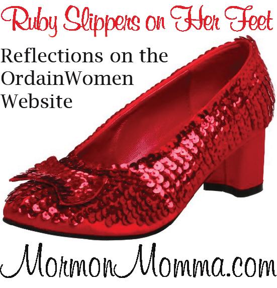 Ruby Slippers On Her Feet - Cassler